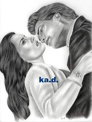 Robert Pattinson, Kristen Stewart by ka.d.